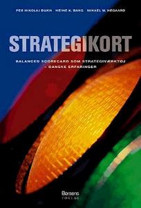 Strategikort: Balanced scorecard som strategiværktøj
